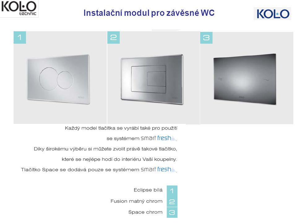 Instalační modul pro závěsné WC