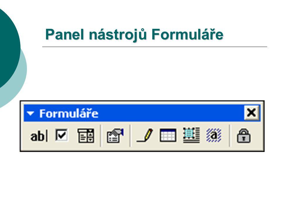 rychlá tvorba dokumentu přímé vyplňování v počítači možnost uložení kompletního vyplněného formuláře možnost uložení pouze vyplněných formulářových da