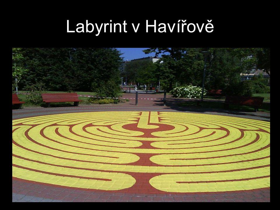 Labyrint v Havířově