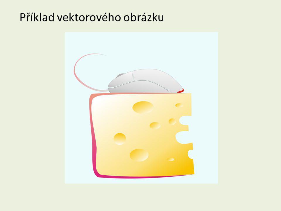 Příklad vektorového obrázku