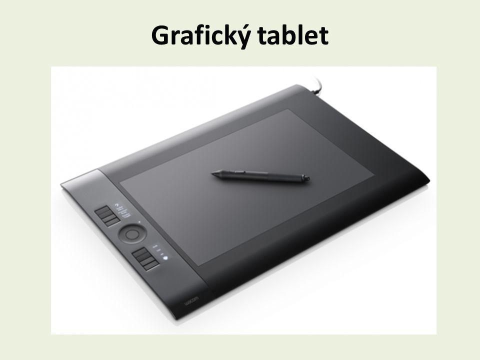 Grafický tablet