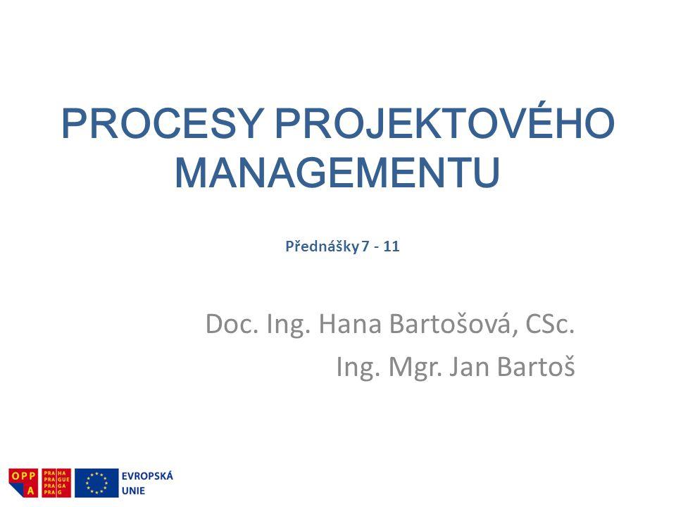 Plánování projektu Jedním z hlavních předpokladů efektivního řízení projektu je dělat věci správně hned napoprvé Projektový plán zahrnuje: CO KDO KDY