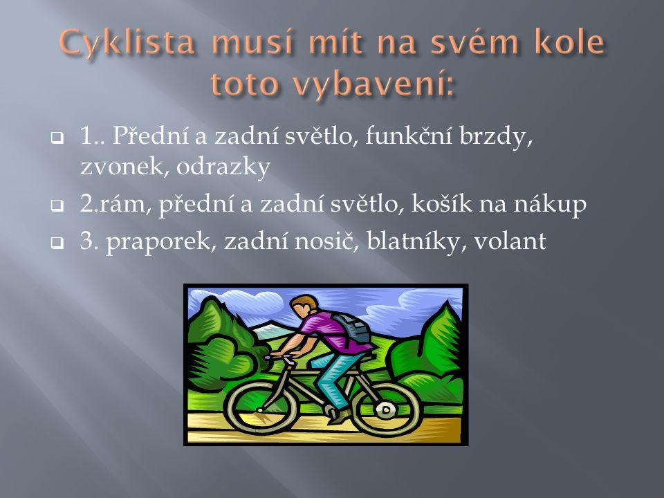  Snímek č.5 [cit.2011-11-17] Obrázek cyklisty byl použit z galerie Office.