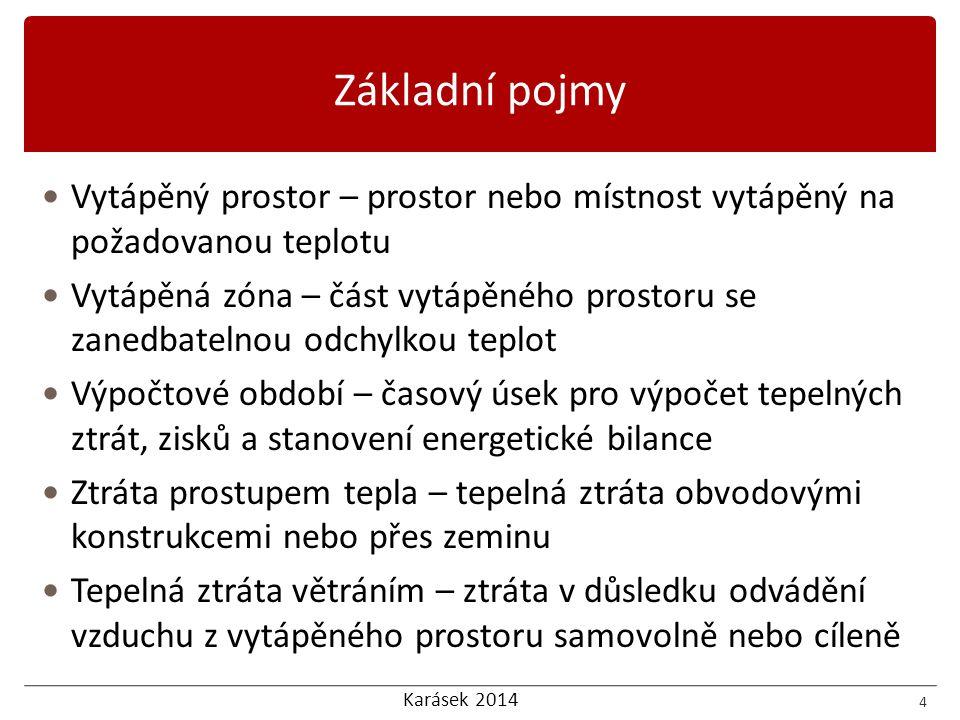 Karásek 2014 Národní kalkulační nástroj pro provádění hodnocení energetické náročnosti budov je zpracován podle vyhlášky č.