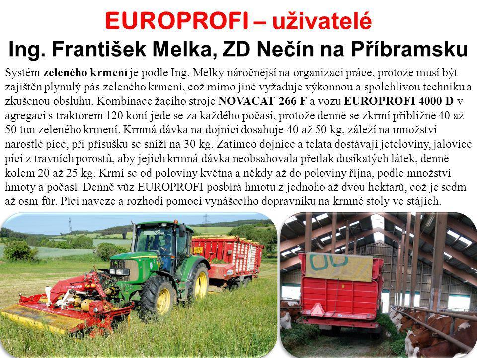 EUROPROFI – náhradní díly