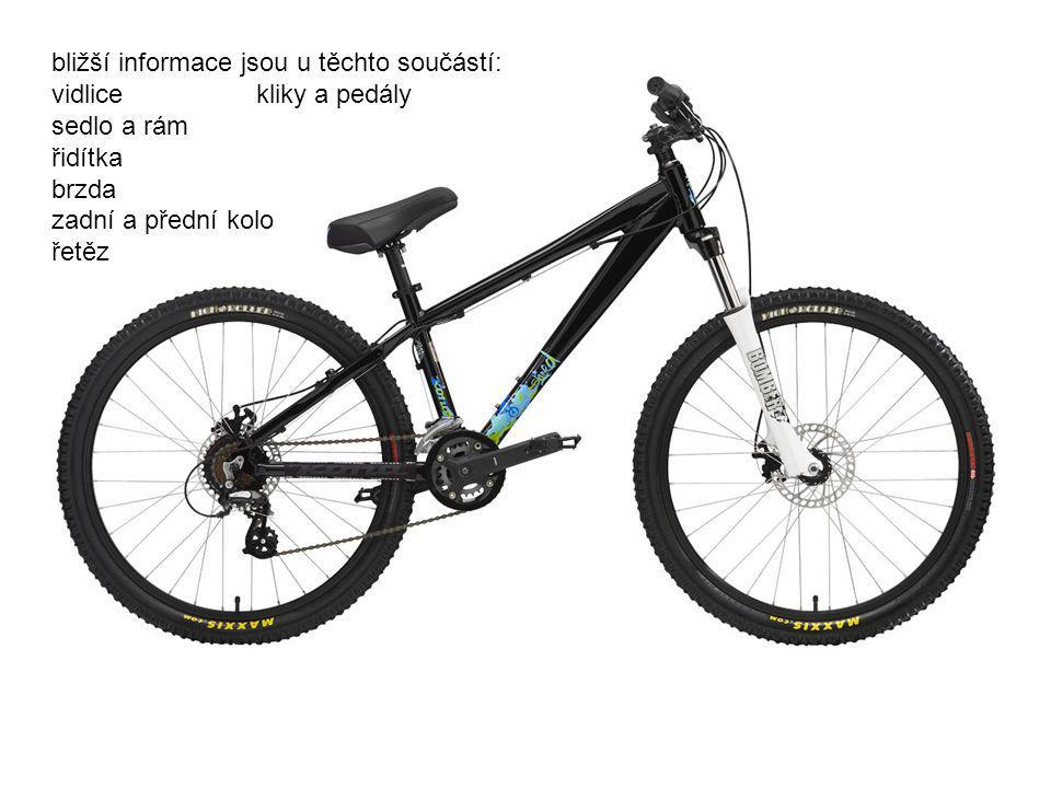 řidítka řidítka pro BMX kolo řidítka pro silniční a oválové kolo řidítka pro dirtové a horské kologripy pro uchopení řidítkek