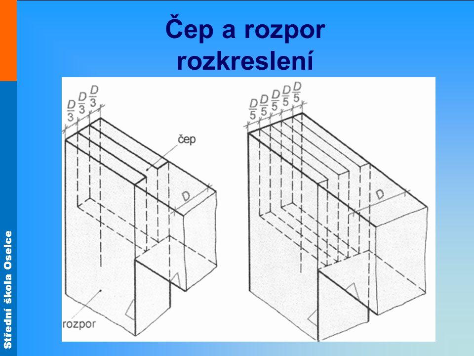 Střední škola Oselce Čep a rozpor