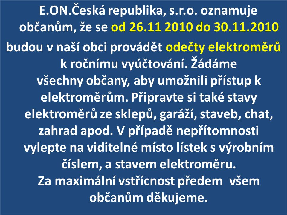 E.ON.Česká republika, s.r.o.