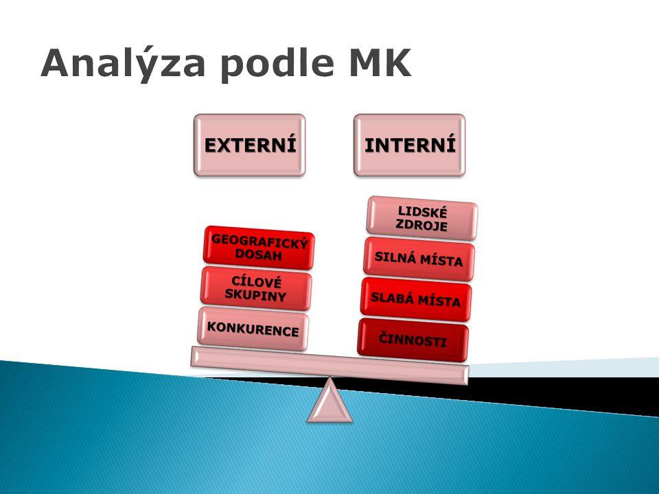 Analýza podle MK