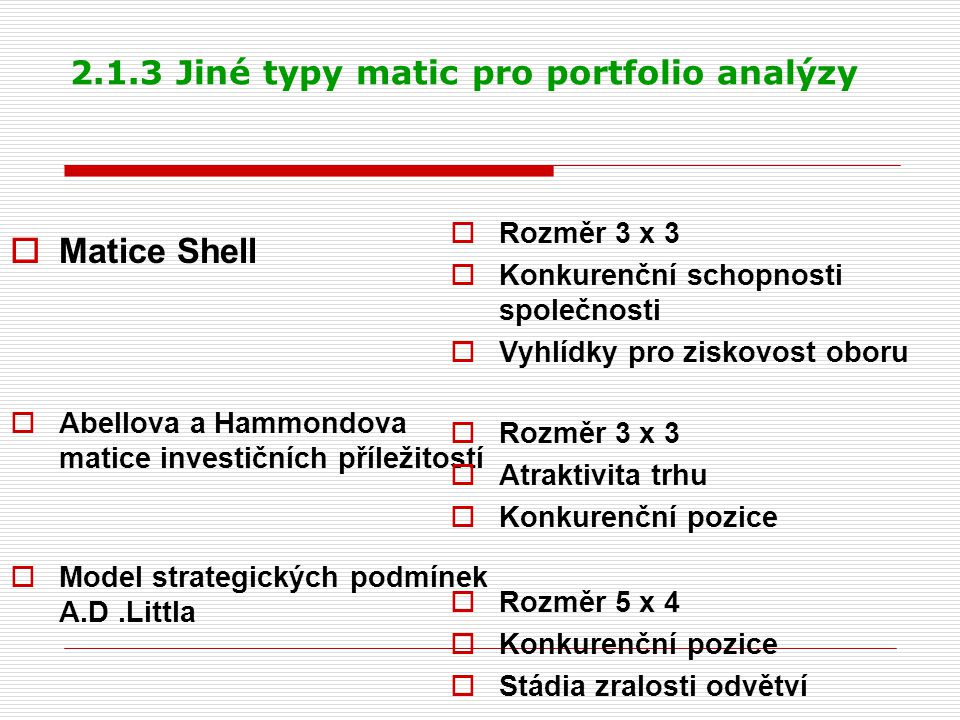 2.2 Interní analýza zakázkového marketingu PoptávkaNabídkaSmlouva Přijmout poptávku .