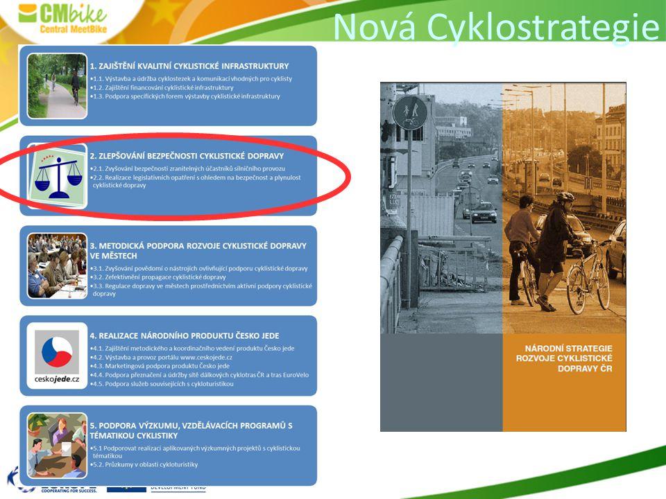 2.ZLEPŠOVÁNÍ BEZPEČNOSTI CYKLISTICKÉ DOPRAVY 2.1.