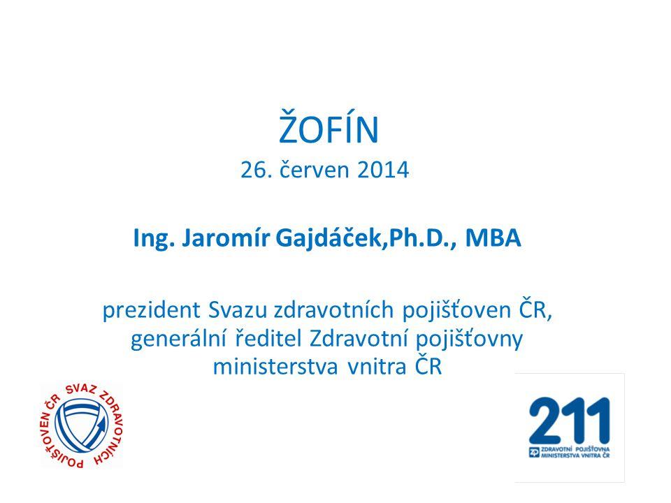 ŽOFÍN 26. červen 2014 Ing.
