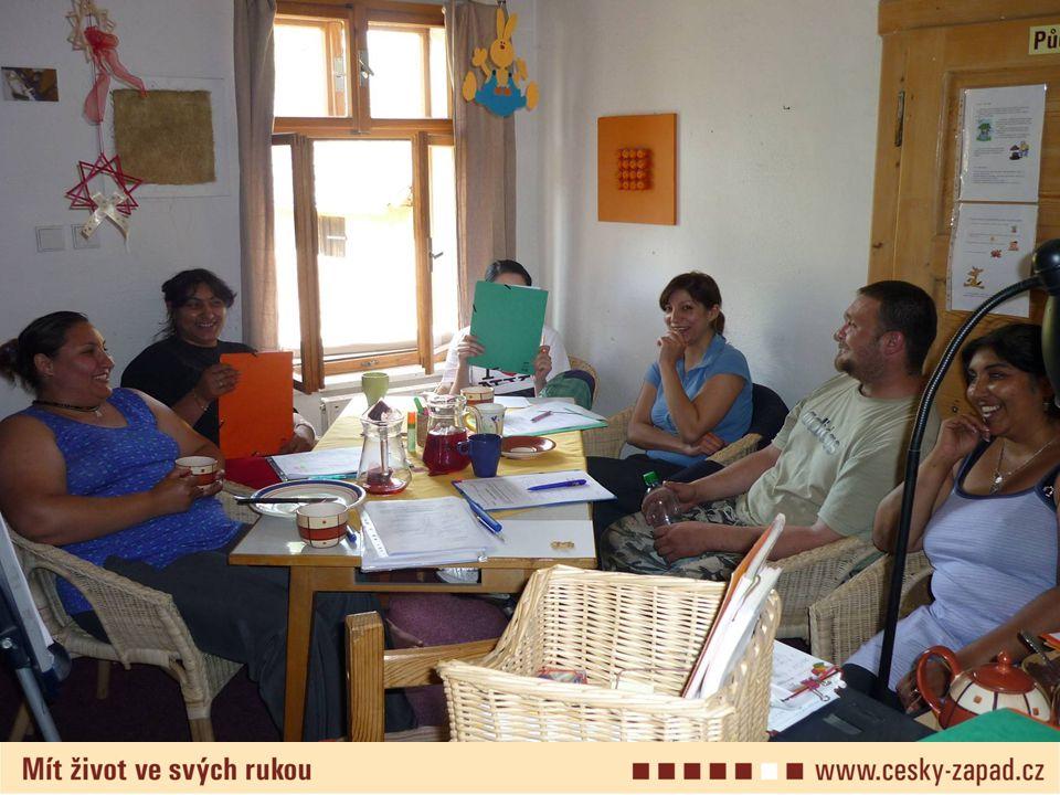 Podpora iniciativ obyvatel směrem do společnosti (2007): Vznik osadního výboru