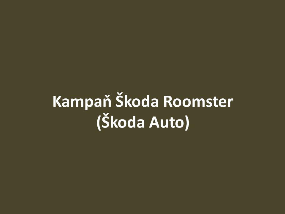 Kampaň Škoda Roomster (Škoda Auto)