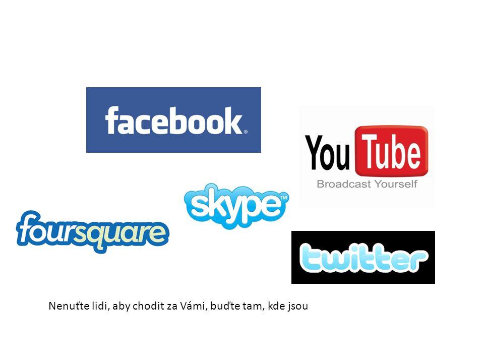 Jak se zapojují lidé online… Zapojení + +++ pravidlo 1% spoluautora Ve skupině 100 online lidí...
