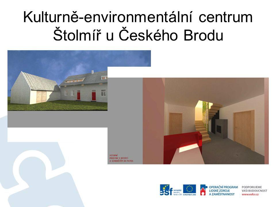 Kulturně-environmentální centrum Štolmíř u Českého Brodu