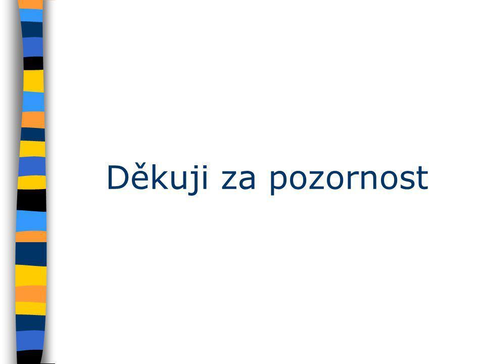 Pár shrnujících slov na závěr z pohledu pracovní konzultantky Jana Švajglová, Praha, 14.9.2010
