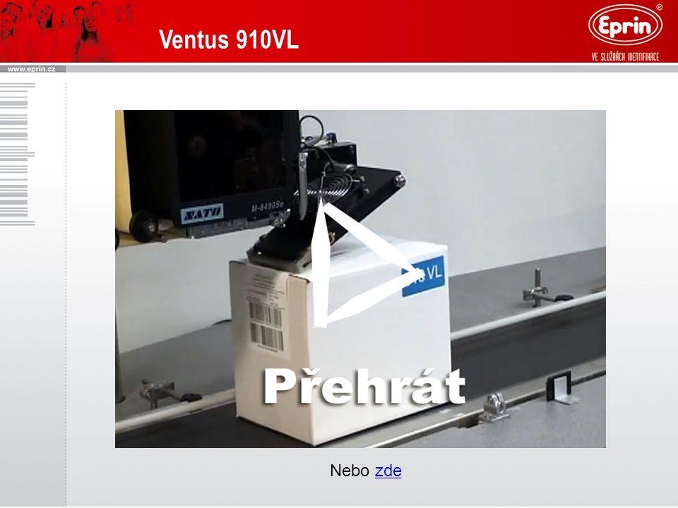 Ventus 910VL Nebo zdezde