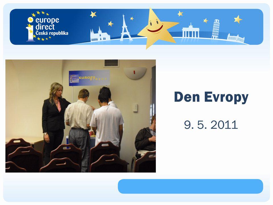 Den Evropy 9. 5. 2011