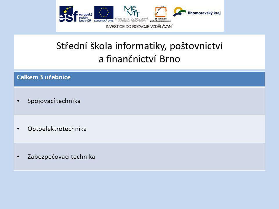 Střední škola strojírenská a elektrotechnická, Brno, Trnkova 113 Celkem 1 učebnice Jak naprogramovat Ncéčko Elektronická učebnice zaměřená na základy dílenského programování CNC strojů