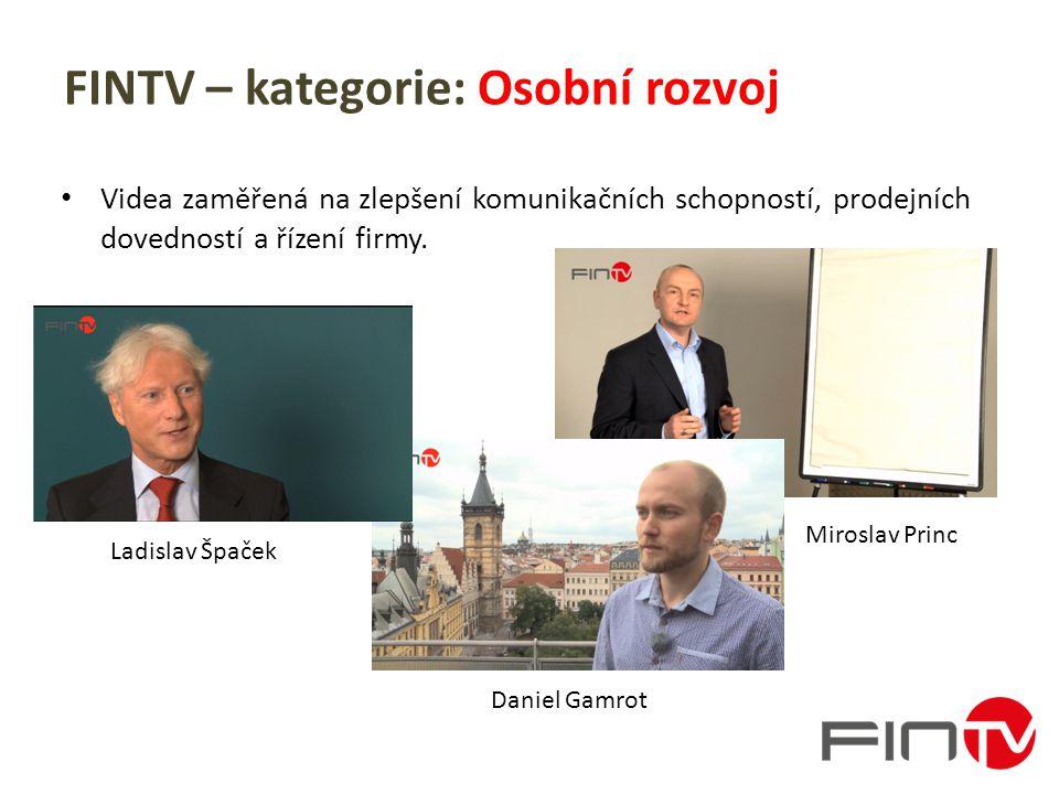 FINTV – kategorie: Produkty aktuální produktové informace z oblasti pojištění, bydlení, investování a penze Dušan Šídlo, analytik Broker Trust Stavební spoření Pojištění