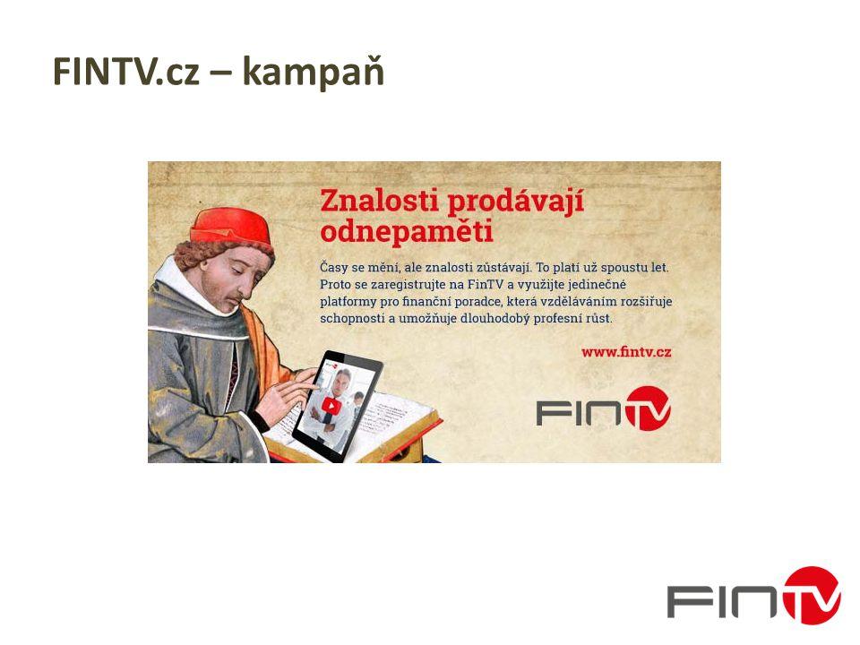 FINTV.cz – kampaň