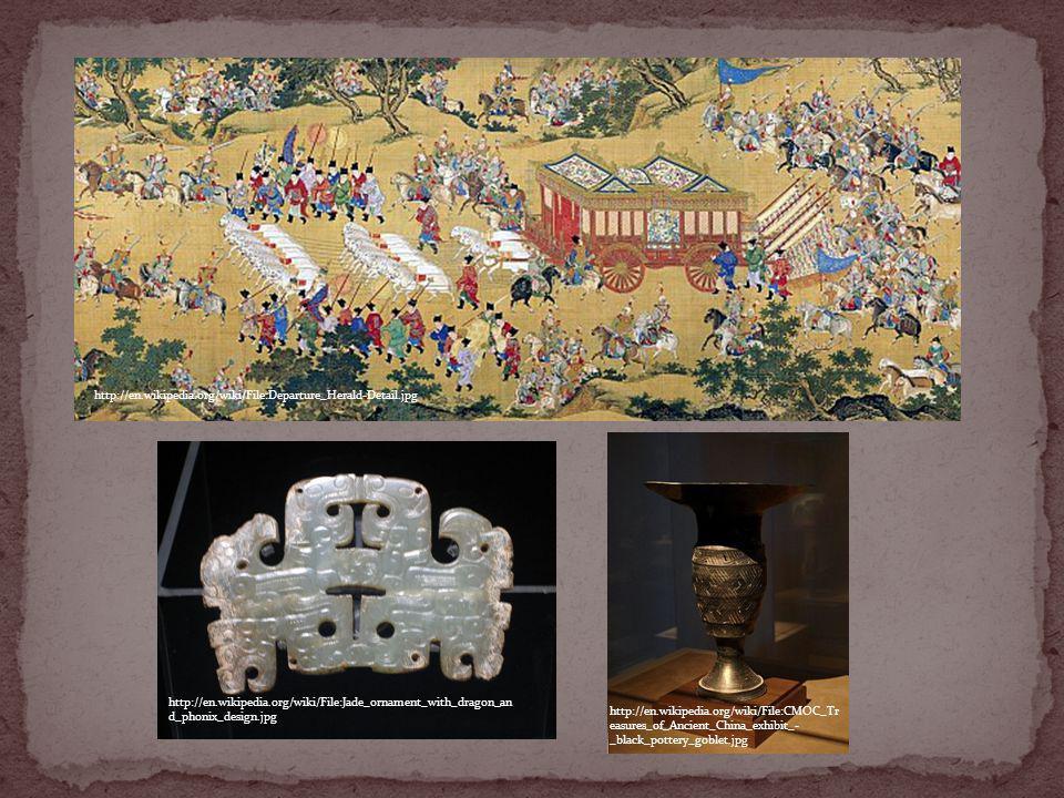 Kult Slunce a ohně Paláce vladařů Propyleje - monumentální vstupní sloupové budovy Mešity, minarety, apadamy (paláce se čtvercovým sálem) Stanové kuželové stavby na kruhovém půdorysu z dřeva a rákosí, hroby králů a náhrobky, skalní hroby Symbolická geometrie, čisté formy ve tvaru kruhu a čtverce Reliéfy, vnitřní výzdoba – glazované obkládačky, vyřezávaná štukatura, vzorované cihlové zdivo, arabesky s květinovými motivy a dekorační arabskou kaligrafií s jasnými barvami http://cs.wikipedia.org/wiki/So ubor:Cameo_Shapur_Valerianu s_Bab360_CdM_Paris.jpg