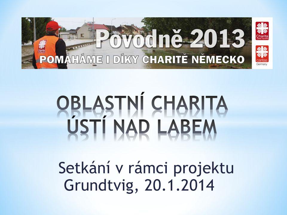 Setkání v rámci projektu Grundtvig, 20.1.2014