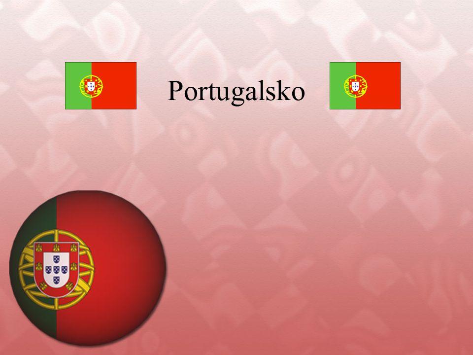 Obecně… Originální název: Republica Portuguesa Počet obyvatel (2006): 10 605 870 Hlavní město: Lisabon (681 000 obyv.) Gramotnost: 87,4 % Úřední jazyk: Portugalština