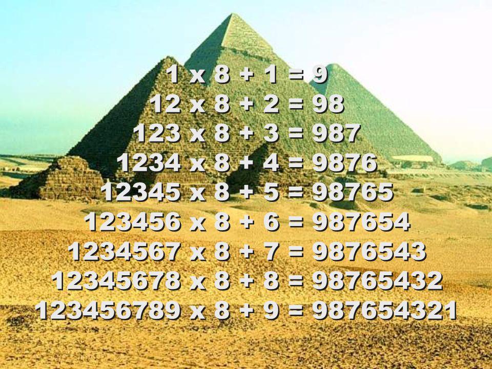 999 = 6 Teď vyřešíme ty co jsou o něco složitější.