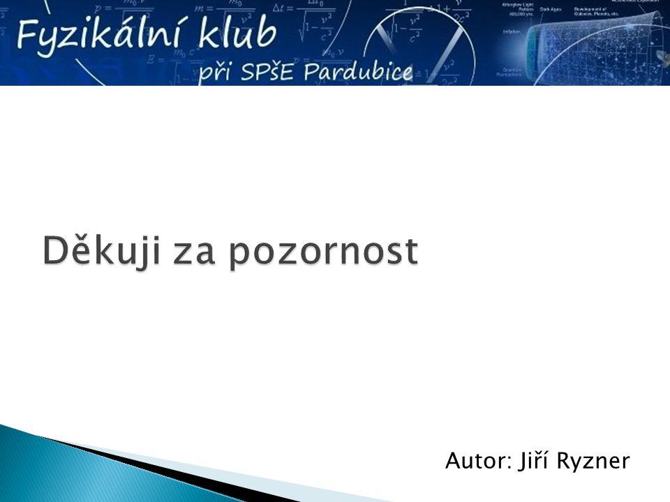 Autor: Jiří Ryzner