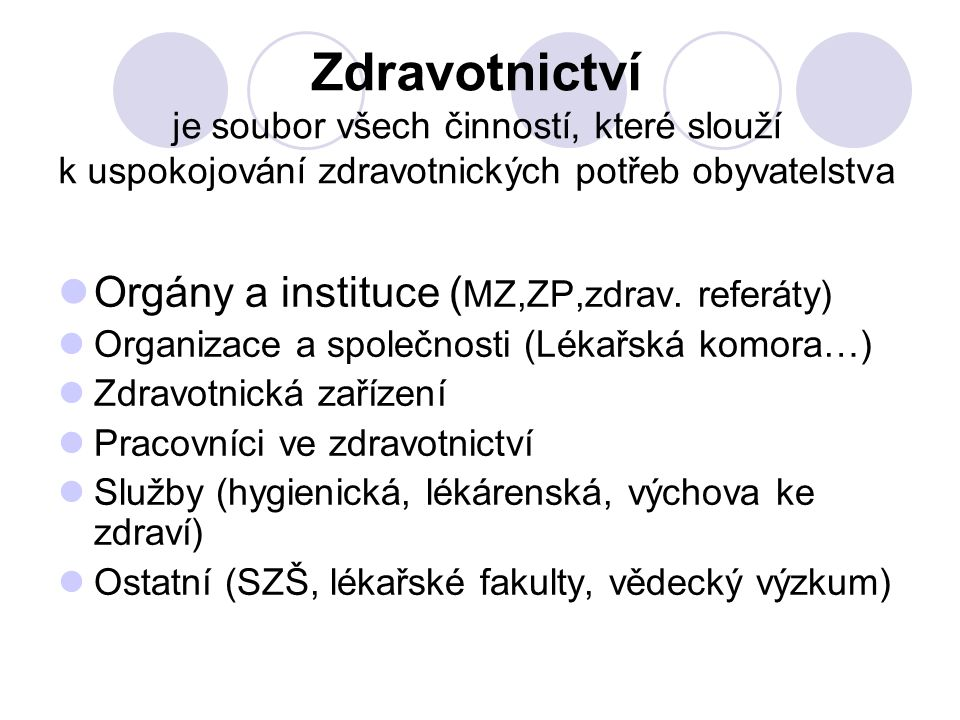 Použitá literatura Strejčková A.a kol., Veřejné zdravotnictví a výchova ke zdraví.