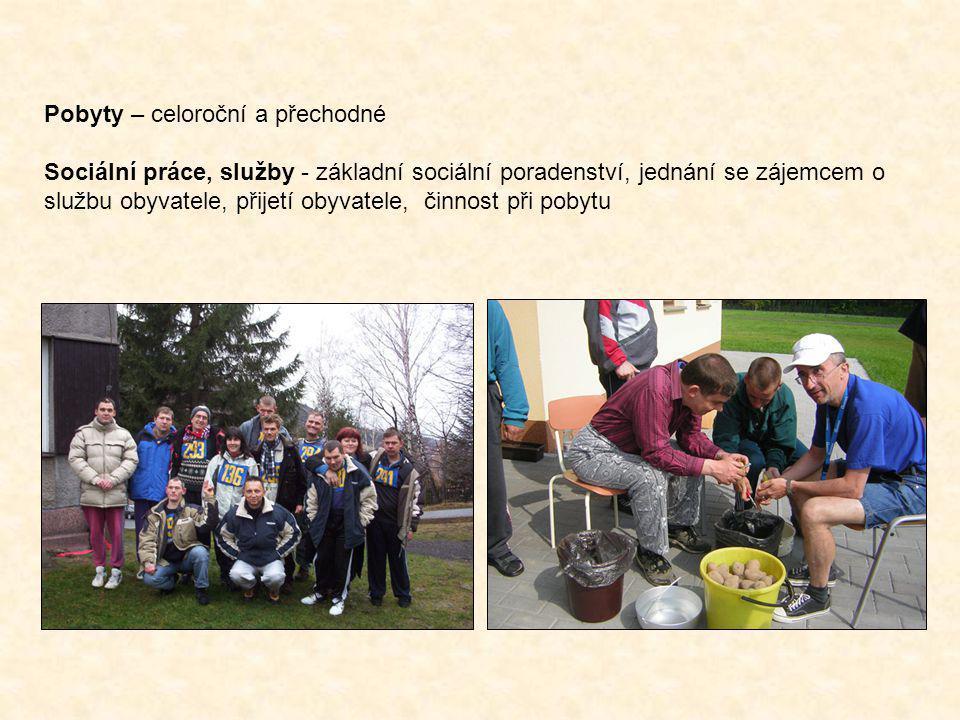 Stravování V rámci celoročního pobytu poskytují v centru Pržno celodenní stravu, tj.