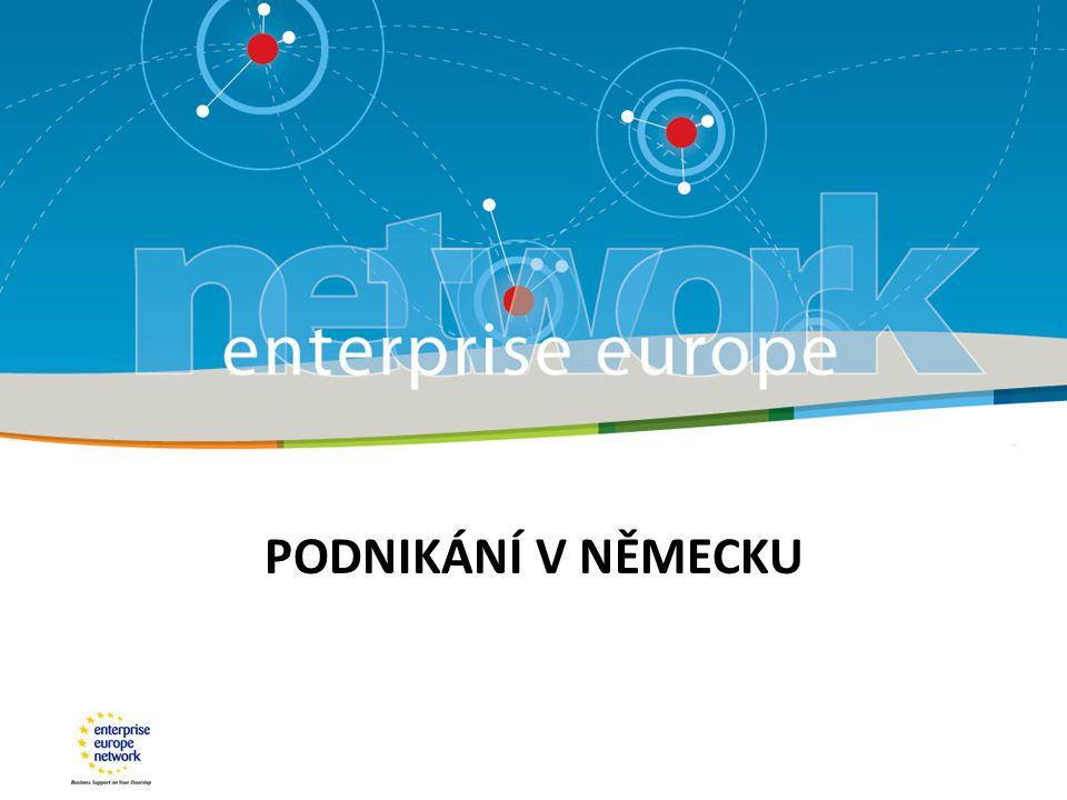 Title of the presentation | Date |‹#› PODNIKÁNÍ V NĚMECKU Svoboda podnikání = právo zahajovat a provozovat samostatnou výdělečnou činnost na území členského státu za stejných podmínek jako mají domácí podnikatelé.