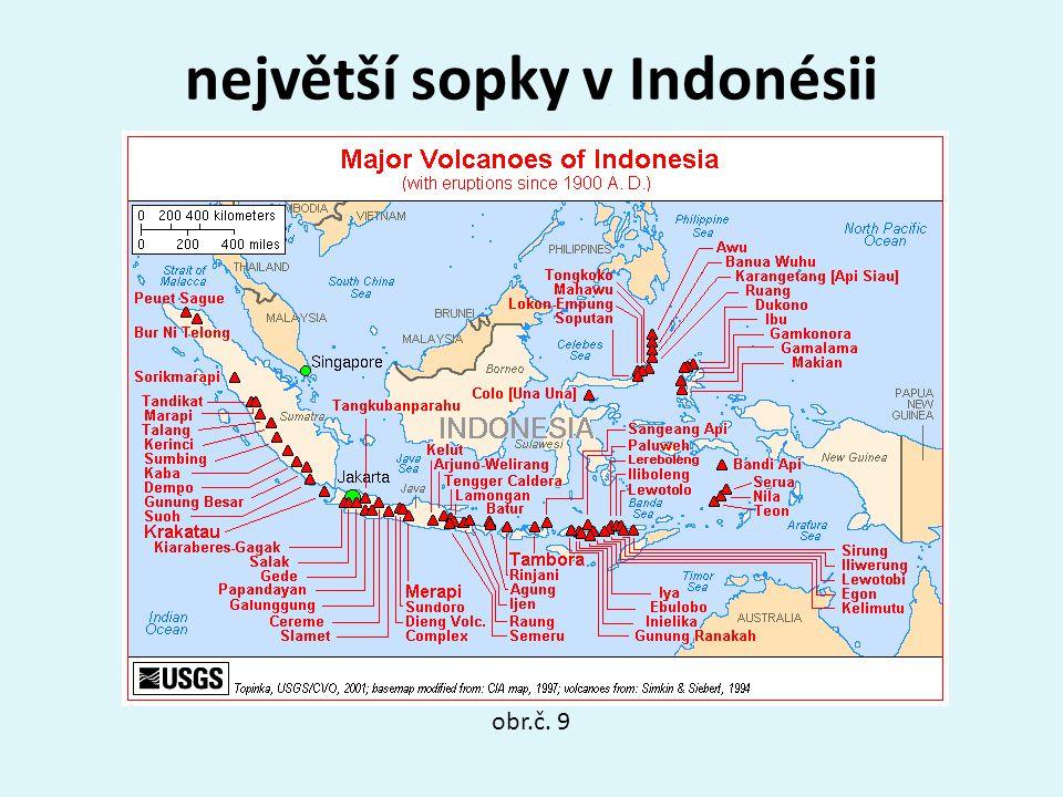 největší sopky v Indonésii obr.č. 9