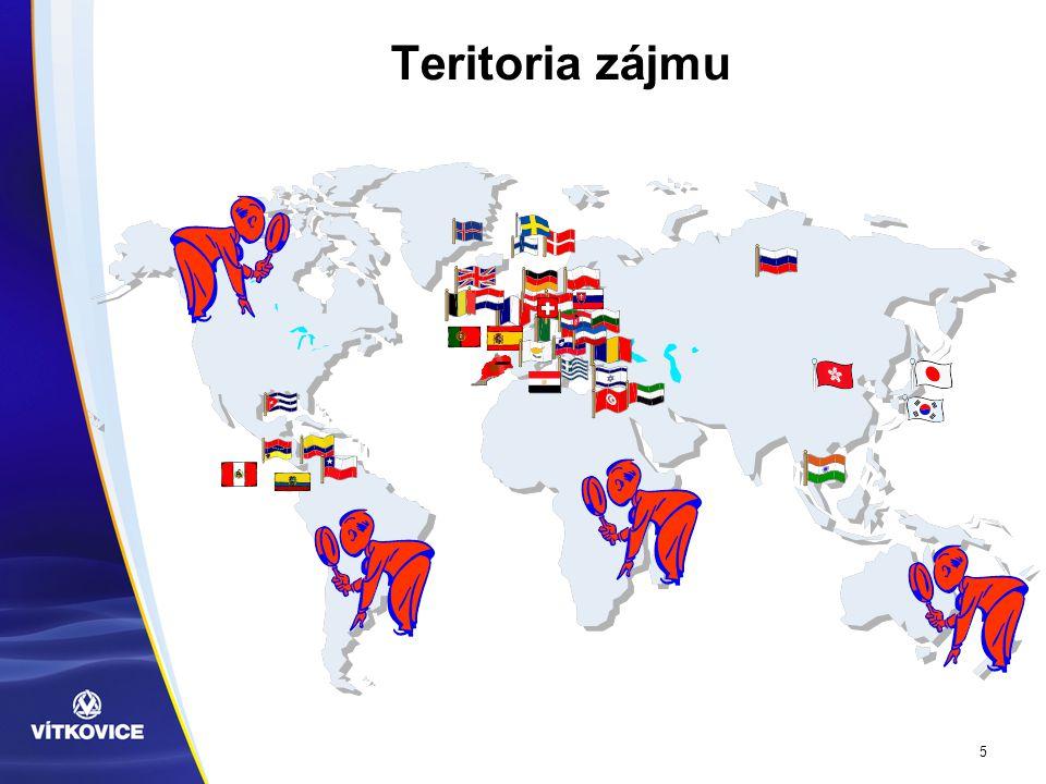 5 Teritoria zájmu