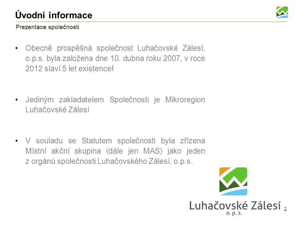 Luhačovské Zálesí, o.p.s. Prezentace činnosti společnosti v roce 2011