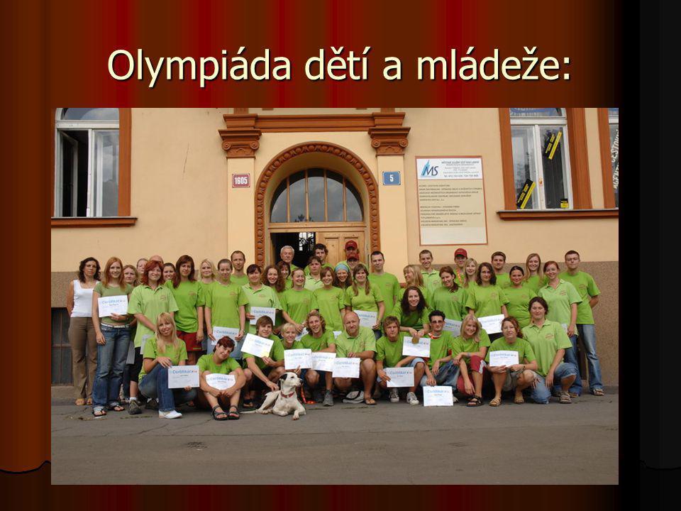 Olympiáda dětí a mládeže: