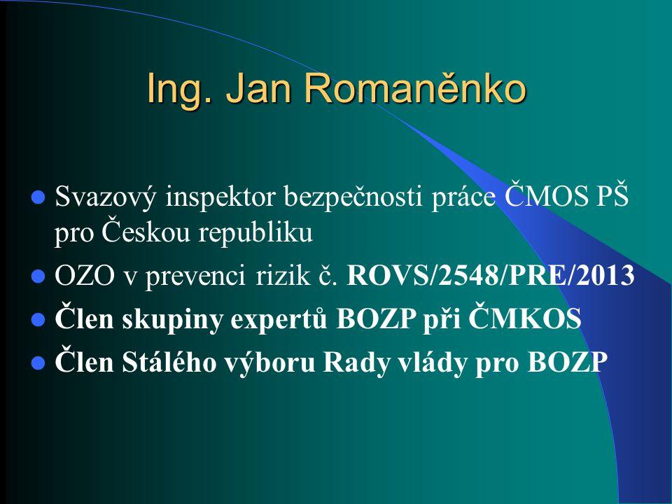 Co znamená zkratka BOZP.BP - bezpečnost práce, Z 262/2006 Sb., Z 309/2006 Sb.