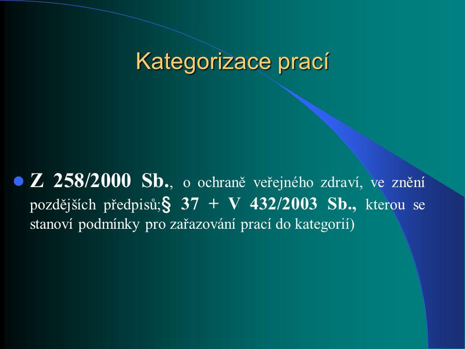 Prevence rizik  ZP § 101 odst. 1, §102, Z 309/2006 Sb. § 9,§10  OZO v prevenci rizik