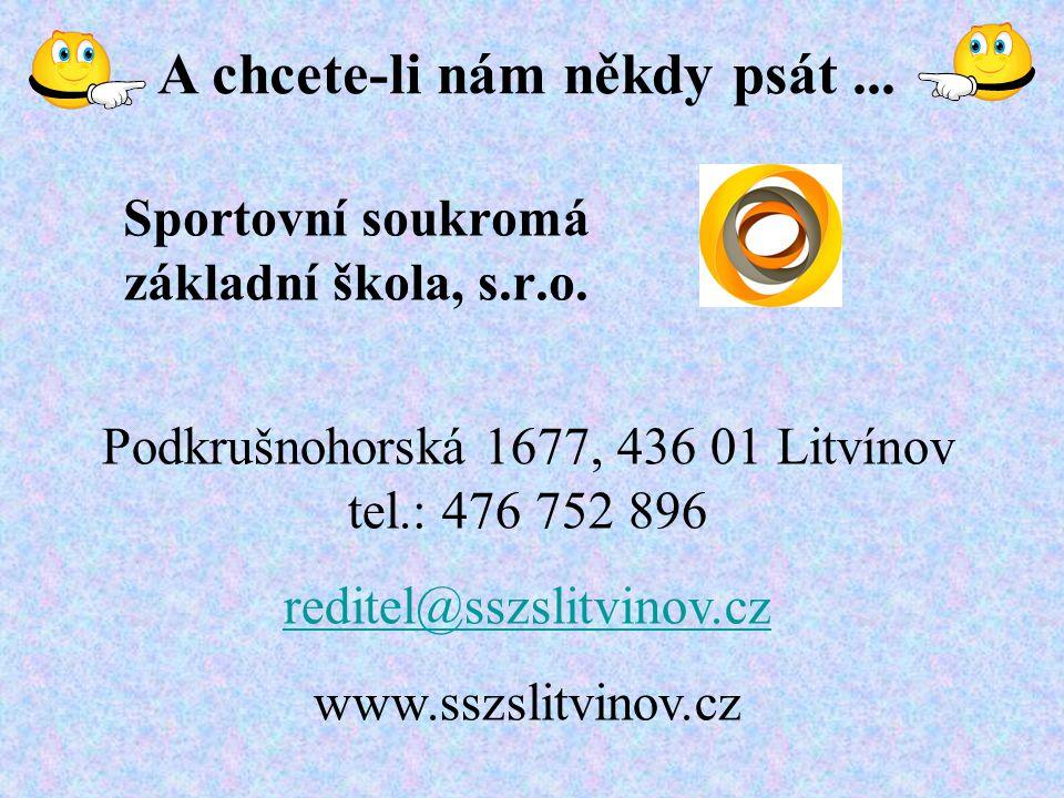 Sportovní soukromá základní škola, s.r.o.