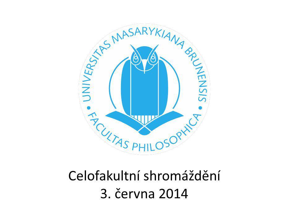 Celofakultní shromáždění 3. června 2014