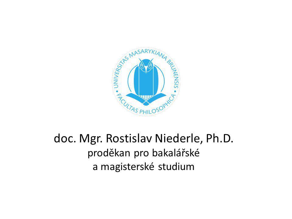 Proběhlý semestr mimořádná stipendia prospěchová stipendia každodenní operativa doc.