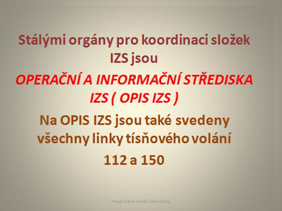 KONEC PREZENTACE Integrovaná střední škola,Slaný