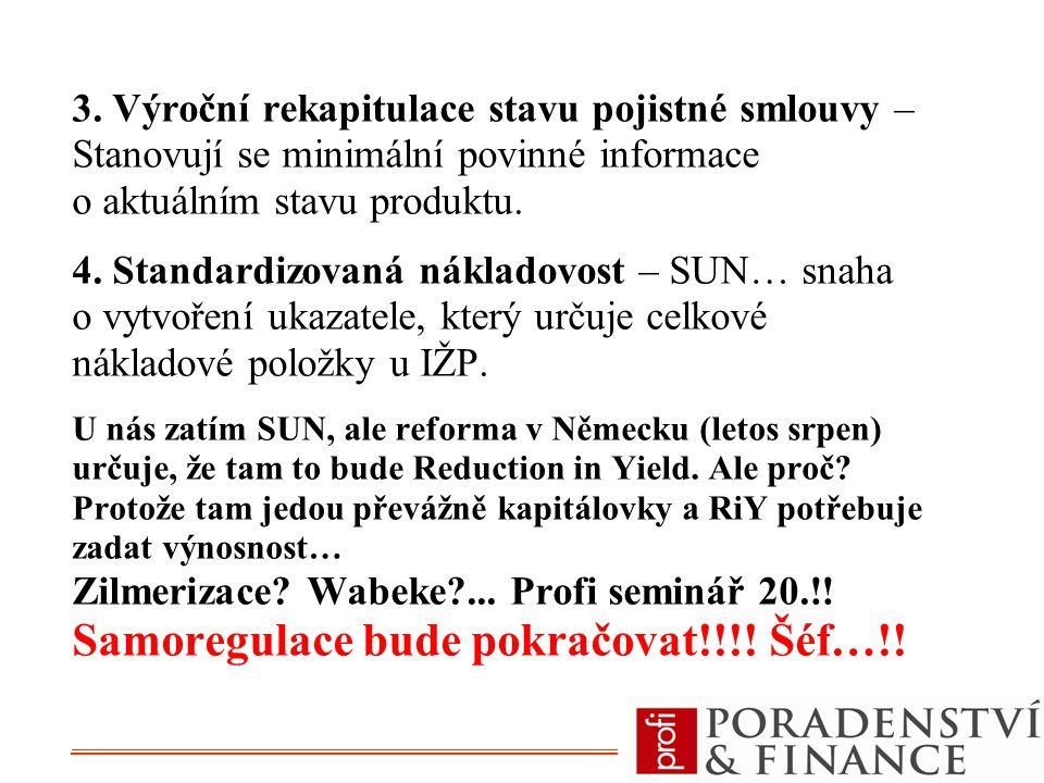 Na závěr pozitivní zpráva 30% kongresová sleva na předplatné Profíčka 30% sleva na Profi semináře 13.