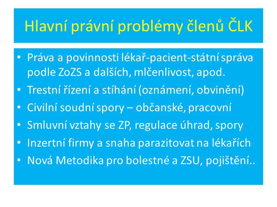 Kriminalizace lékařů v Čechách