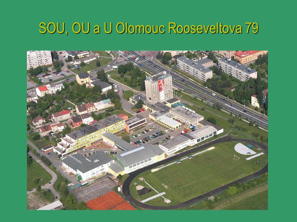 SOU, OU a U Olomouc Rooseveltova 79