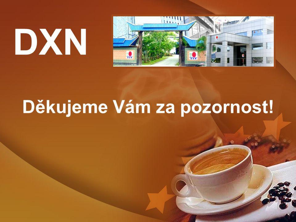 Děkujeme Vám za pozornost! DXN