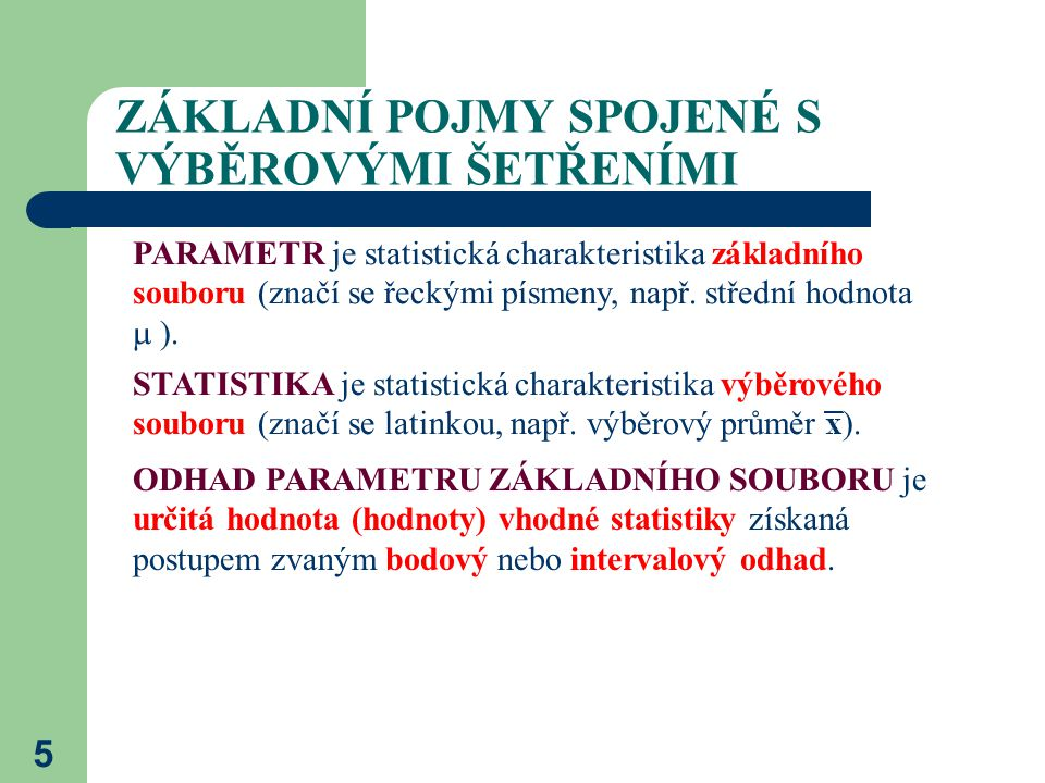 """36 VELIKOST VÝBĚRU  Jaká bude maximální povolená """"vzdálenost mezi odhadem parametru a vlastním parametrem."""