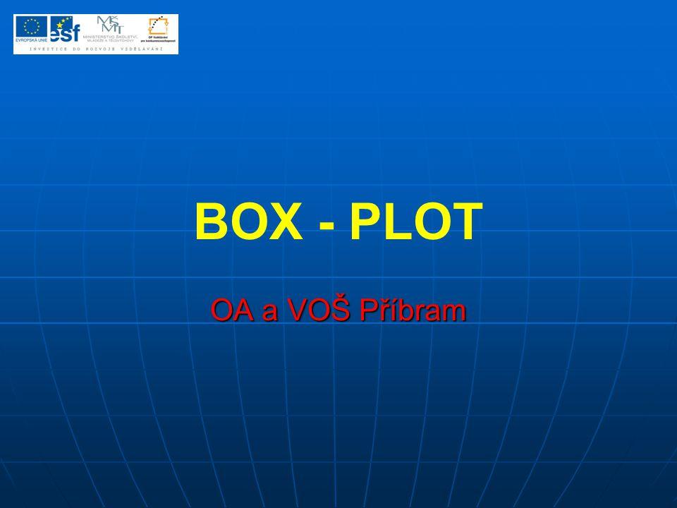 BOX - PLOT OA a VOŠ Příbram